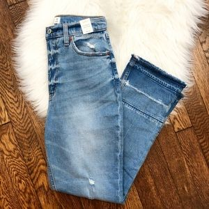 Abercrombie and Fitch Curve Love High Rise Jeans 2